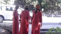 Aşgabat: 'Basgylanýan' aýal hukuklaryna bagyşlanyp, 'tegelek stol' geçirildi