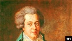 Un portret necunoscut al lui Mozart descoperit în Galeria de pictură la Berlin