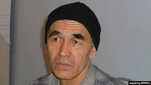 Imprisoned Kyrgyz rights activist Azimjan Askarov