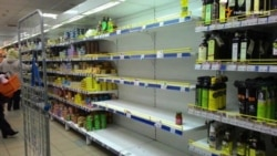 Чи є «продуктова паніка» на продуктових базарах та в супермаркетах