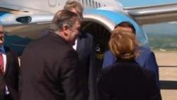Госсекретарь США Майк Помпео в Сочи