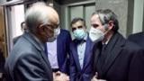 دیدار رافائل گروسی و علیاکبر صالحی در تهران