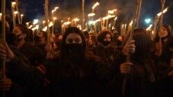 Armenians March To Mark Ottoman Massacre Anniversary