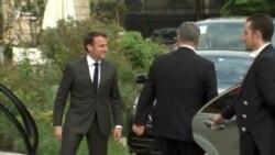 Порошенко про зустріч із Макроном і Меркель – відео