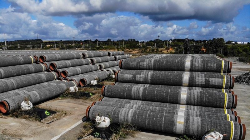 Ukrainian, Polish Foreign Ministers Call On U.S. To Help Stop Nord Stream 2