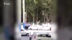 В центре Ташкента прозвучали выстрелы
