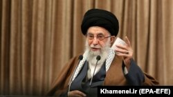 Iranian Supreme Leader Ayatollah Ali Khamenei (file photo)