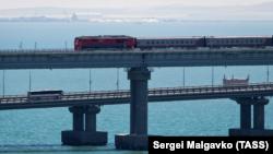 Керченський міст, 13 червня 2021 року