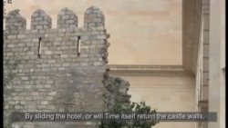 """The Secrets of Construction of the Four Seasons Hotel in Baku's Old City"""
