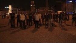 Активисты вышли на безмолвный протест в Стамбуле и Анкаре, антиправительственные выступления в Турции продолжаются