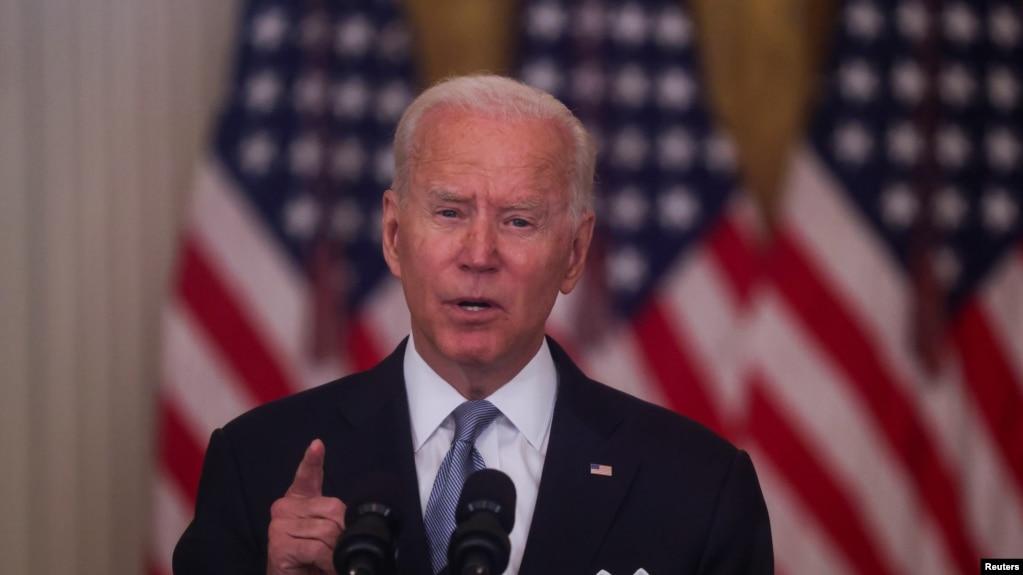 Američki predsednik Džo Bajden (Joe Biden) u obraćanju naciji, 16. avgust 2021