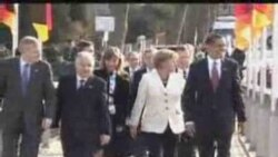 Ceremonie cu ocazia aniversării NATO
