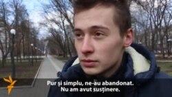 """Un """"ciborg"""" ucrainean descrie calvarul de la aeroportul din Donețk"""