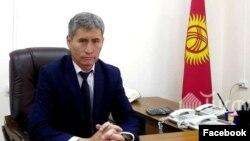 Курманбек Кудайбергенов.