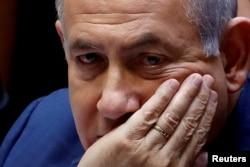 Netanyahu a fost acuzat de corupție.