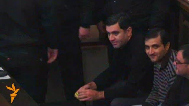 Fostul ministru georgian al apărării sub arest la Tbilisi