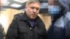 Камчыбек Көлбаев кармалган учур. Бишкек. 2020-жылдын 22-октябры.