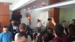 Gaz lotsjellës në Kuvend