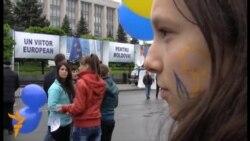 """Europa """"în miniatură"""", Europa in centrul Chișinăului"""
