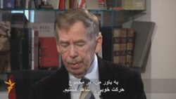 Havel - Soviet Union collapse