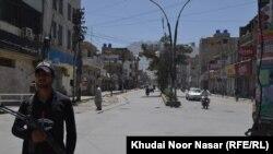 بلوچستان کې کاربندیز اعلان شوی