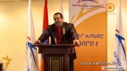Գագիկ Ծառուկյանը կոչ է անում հասնել Սերժ Սարգսյանի պաշտոնանկությանը