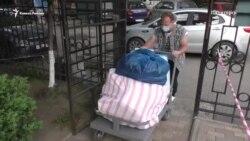 """""""Собрали одежду и белье"""". Жители Пятигорска помогают заразившимся в интернате"""