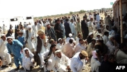 FATA residents demand rights and reforms.