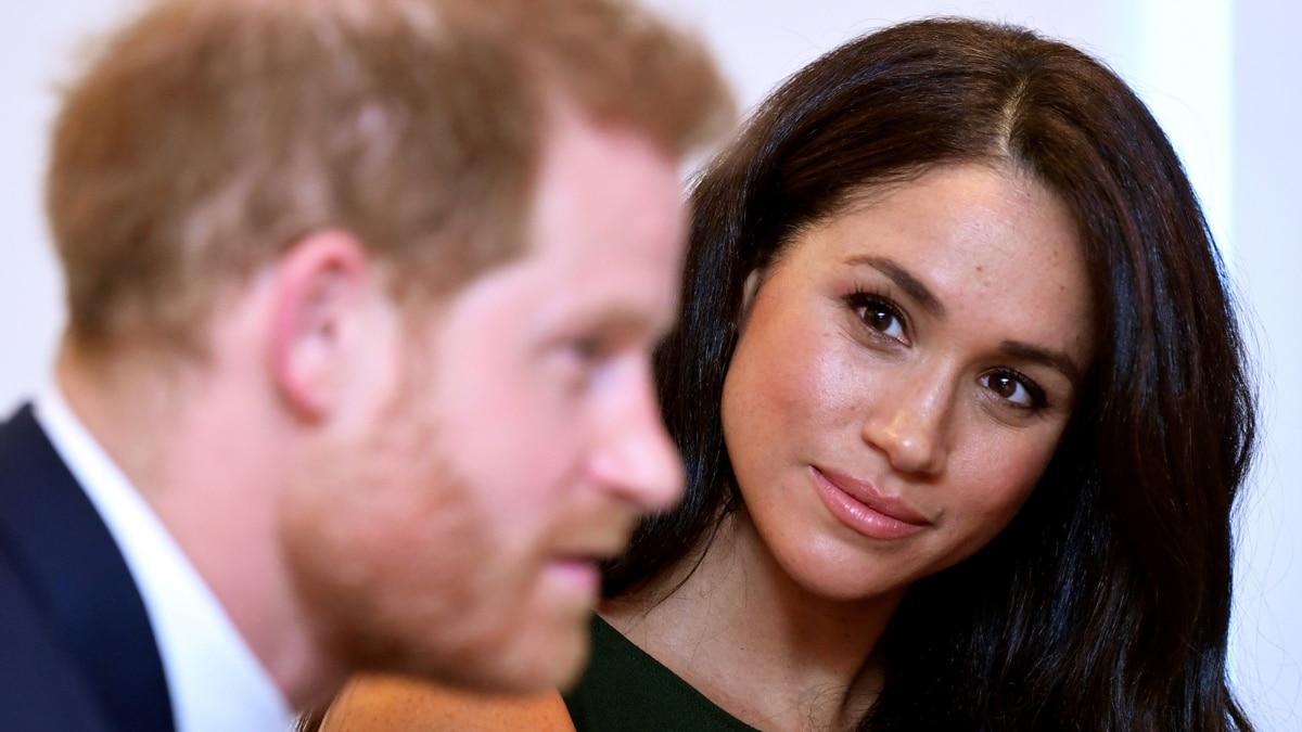Меган, американская жена британского принца Гарри, «опустошена» событиями в США