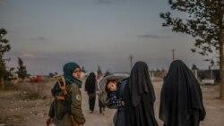 Крымчанки в сирийских лагерях | Крымский вечер