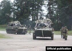 Росія: підрозділи Псковської, Тульської та Іванівської ВПС були підняті по тривозі в рамках військових навчань «Захід-2017», 14 вересня 2017 року