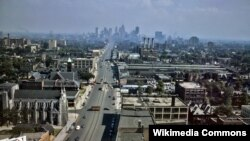 Детройт. 1940 год