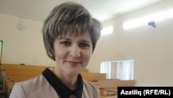 Илмира Ахунова