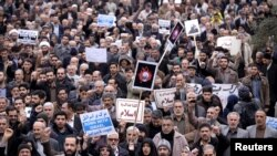Teheran, 8 janar 2016.