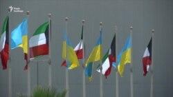 Порошенко зустрівся із кувейтським еміром – домовилися про оборонну співпрацю та простіше отримання віз для українців (відео)