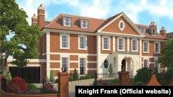 Особняк в Лондоне агенство Knight Frank предлагает за 36 миллионов фунтов