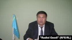Мейрамгалӣ Оринбасаров-консули Қазоқистон дар вилояти Суғд