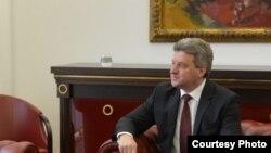 Претседателот на Македонија Ѓорѓе Иванов