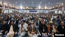 Лоя Жырганын отуруму. Кабул. 21-ноябрь, 2013-жыл.
