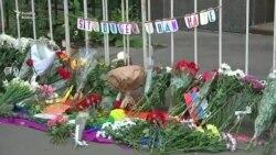 Moskvada Orlandoda ölənlərin xatirəsi anılıb