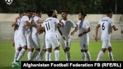 بازیکنان تیم ملی فوتبال افغانستان
