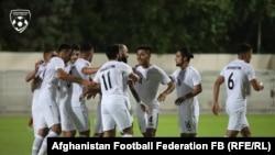 ارشیف، د افغانستان د فوټبال ملي لوبډله