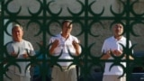 Празднование Ураза-байрама в Евпатории