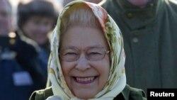 Кралицата Елизабета Втора