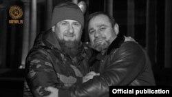 Рамзан Кадыров и Абушайх Висмурадов