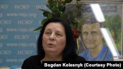 Катерина Веремій, мати загиблого журналіста В'ячеслава Веремія