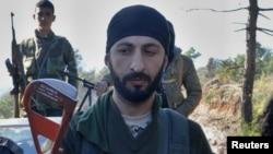 Reuters-in videosunda Alparslan Çelik adı ilə təqdim olunmuş şəxs