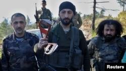 Suriya türkmənlərinin silahlı dəstəsi