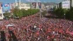 """Премьер-министр Турции назвал протесты """"незаконным и неэтичным поведением"""""""