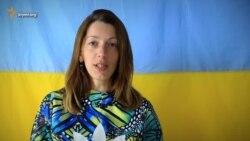 Сергацкова – переселенцам: желаю вернуться в родные дома (видео)